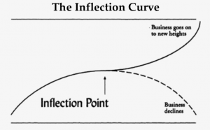 The Strategic Inflection Curve