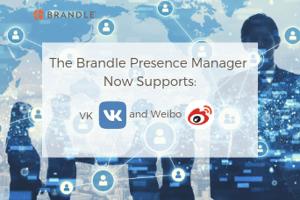Brandle_ VKontatke & Weibo