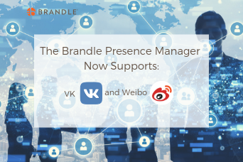 Brandle Announces Platform Support for VK and Weibo!