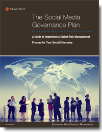 Brandle- Social Media Governance Plan Ebook