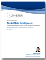 Altimeter Social Data Cover